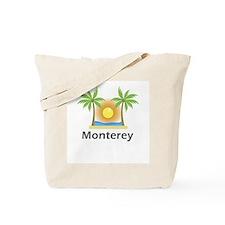Monterey Tote Bag