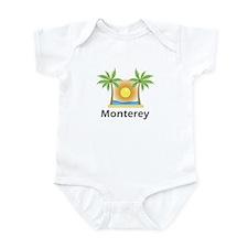 Monterey Infant Bodysuit