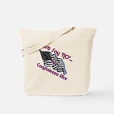 No Rice Tote Bag