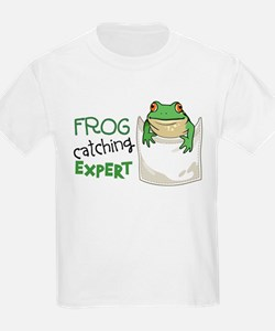 Frog Catching Expert T-Shirt