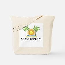Santa Barbara Tote Bag