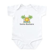 Santa Barbara Infant Bodysuit
