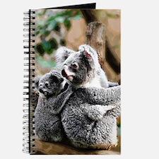 Koala Mum and Baby Journal