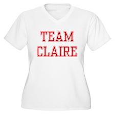 TEAM CLAIRE   T-Shirt