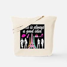 PARIS AMORE Tote Bag