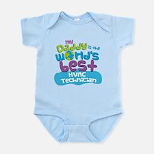 HVAC Technician Gifts for Kids Infant Bodysuit