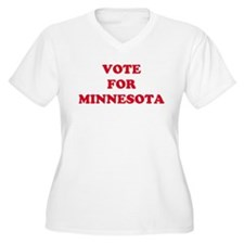 VOTE FOR MINNESOTA  T-Shirt