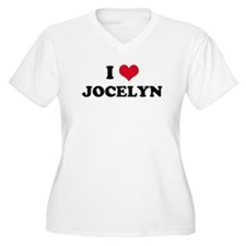 I HEART JOCELYN  T-Shirt