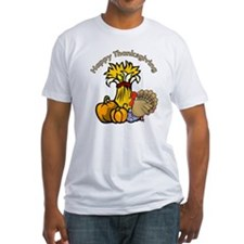 Happy Thanksgiving Pumpkins Shirt