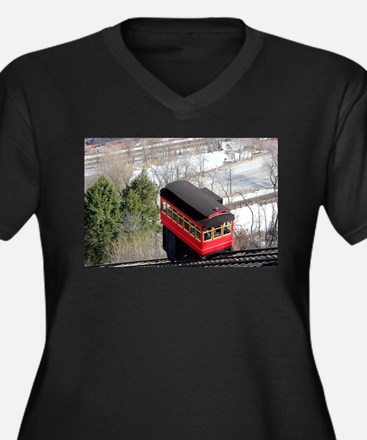 Pittsburgh Incline Plus Size T-Shirt