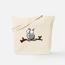 Unique Eule Tote Bag