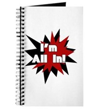 I'm All In Journal