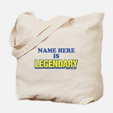 HIMYM Personalized Legendary Tote Bag