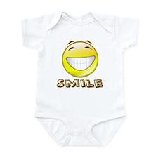 Smile Infant Bodysuit