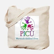 We Touch Children's Lives Tote Bag