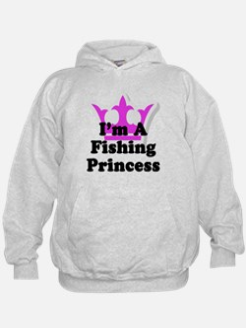 Fishing Princess Hoodie