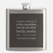 Cute Love Quotes For Him or Her Flask