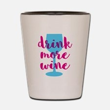 Unique Winery Shot Glass