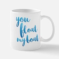 Float My Boat Mugs