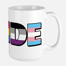 LGBTQ - Pride Large Mug