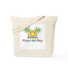 Playa del Rey Tote Bag