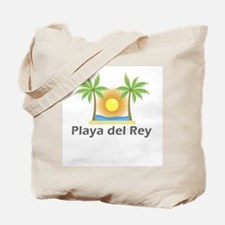 Playa del Rey Tote Bag