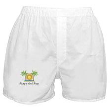 Playa del Rey Boxer Shorts