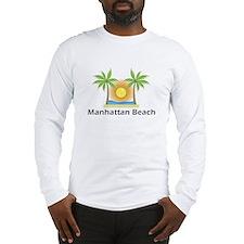 Manhattan Beach Long Sleeve T-Shirt