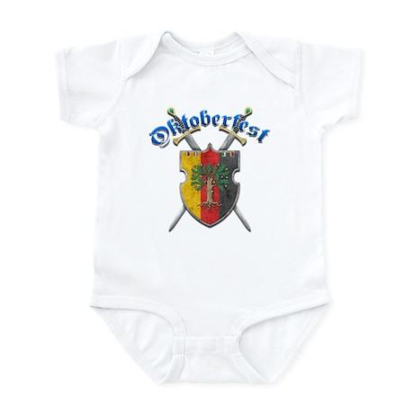 Oktoberfest Baby Bodysuit