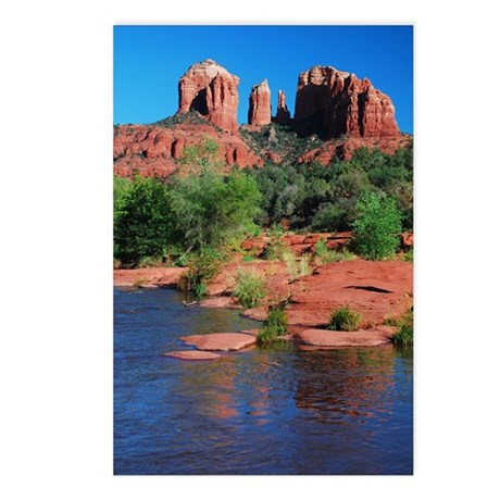 Cathedral Rock, Sedona Postcards (Package of 8)