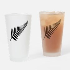 Unique New zealand Drinking Glass