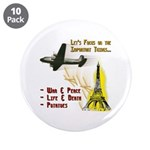 Funny Political Large Buttons (10 pk)