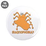 Iraqnophobia Iraq Large Buttons (10 pk)