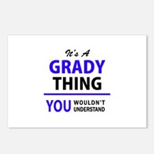 It's GRADY thing, you wou Postcards (Package of 8)