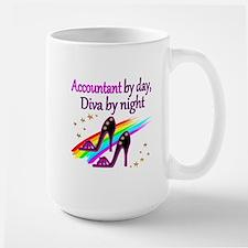 #1 ACCOUNTANT Large Mug