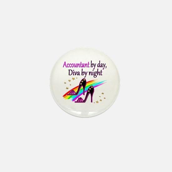#1 ACCOUNTANT Mini Button