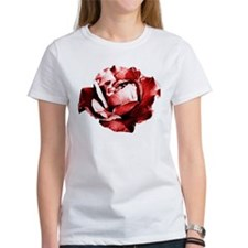 Red red rose Tee