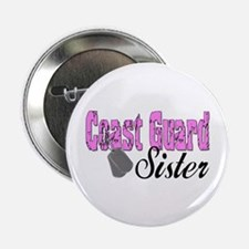 """Coast Guard Sister 2.25"""" Button (100 pack)"""
