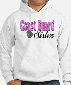 Coast Guard Sister Jumper Hoody