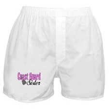 Coast Guard Sister Boxer Shorts