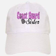 Coast Guard Sister Baseball Baseball Cap