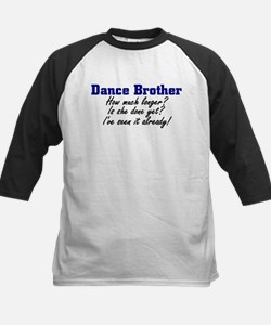 Dance Brother Baseball Jersey