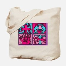 Unique Funny retro Tote Bag