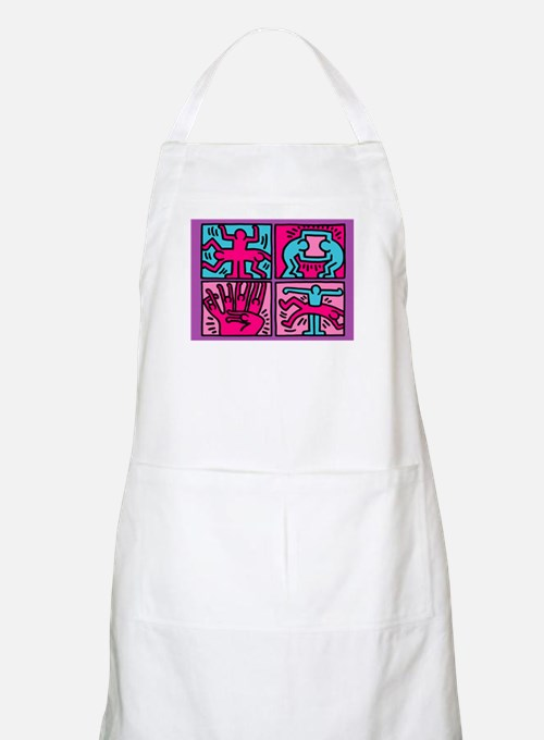 pop art Apron