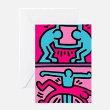 pop art Greeting Cards
