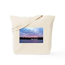 Faith #2 Tote Bag