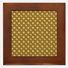 SEASHELLS Framed Tile