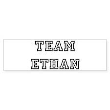 TEAM ETHAN Bumper Bumper Sticker