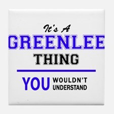 It's GREENLEE thing, you wouldn't und Tile Coaster
