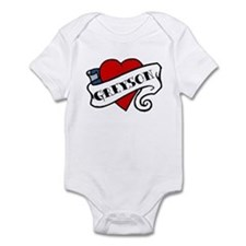 Greyson Tattoo Infant Bodysuit